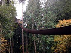 Cedar Creek Treehouse Home -Treehouse for rent - Mt Rainier