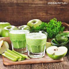 Smoothie z zielonych warzyw i owoców