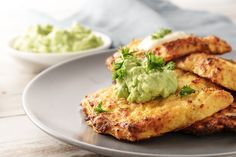 Low Carb Inspirations - Delicious Recipes Without The Guilt Nachos, Tortas Low Carb, Good Food, Yummy Food, What You Eat, Tamales, Avocado Toast, Guacamole, Paleo