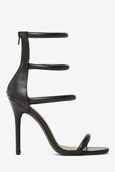 Shoe Cult On A Level Heel