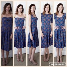 Which way do you wear the Lularoe Nicole Dress? Backwards? Join my fb group to shop!