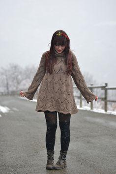 Marzipan - Vintage fashion blog : Outfit
