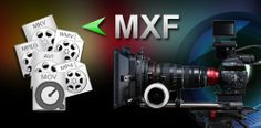 MXF Converter is the easy to use software which is able to convert Sony mxf videos to AVI/MKV/FLV/VOB/WMV/MOV/MP4/MPEG formats effectively with outstanding image and sound quality so that you can enjoy your favourite videos on popular portable media players.