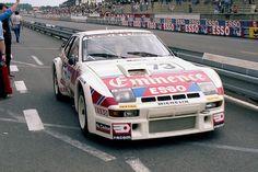 1981 LeMans 24h  Porsche 944 turbo