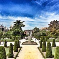 Parque en Madrid, Madrid
