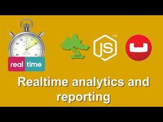 Realtime analytics and reporting using Couchbase with ElasticSearch, Kibana, Node.js