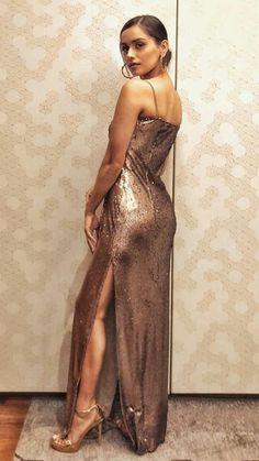 Manushi Chhillar Images : Miss World 2017 Indian Bollywood Actress, Bollywood Fashion, Bollywood Style, Hot Actresses, Indian Actresses, Event Dresses, Formal Dresses, Indian Bikini, Glitter Dress