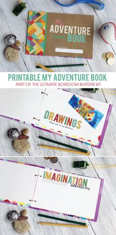 Printable My Adventu