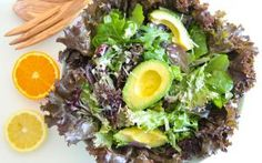 Bright and Lovely Avocado and Citrus Salad with Pecorino Cheese: Avocado and Citrus Salad with Pecorino Cheese