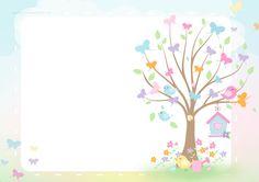 Convite Jardim das Borboletas