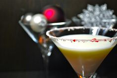 Snow man  martini.. True Life: My Roaring Twenties