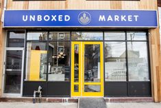 Unboxed Market is Toronto's first grocery store to attempt to reduce their waste and packaging to zero. That means you have to bring all your reusable T. Glass Jars, Mason Jars, Types Of Olives, Plastic Containers, Laundry Detergent, Cloth Bags, Tupperware, Zero Waste, Grocery Store