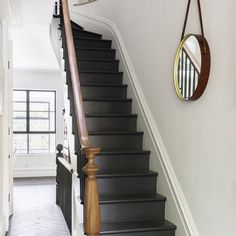 """Suzanne @ One Girl Interiors on Instagram: """"Choosing the perfect black paint is every bit as tricky as finding the perfect white. I love Farrow and Ball's Off Black. It's slightly…"""""""