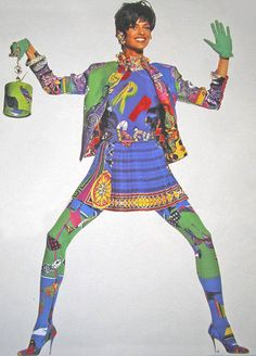 Image detail for -Cool Monday: Gianni Versace 80's