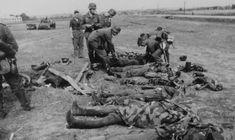 1941 - dead german soldiers