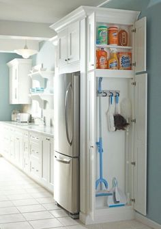 How to Keep from Airing Your Dirty Laundry in Your #Kitchen.