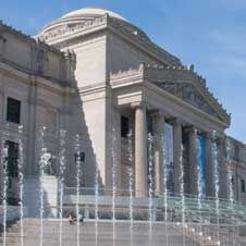 Brooklyn Museum. Went here so many times, I could have been a tour guide!!