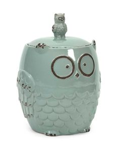 IMAX Hoot Owl Cookie Jar
