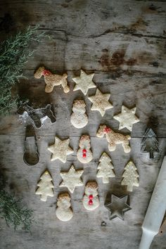 a daily something: Starting New Traditions + A Cut-Out Christmas Cookie Recipe