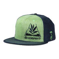 BHOgart Lime Green Snapback