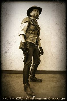 Red Dead Redemption #cosplay