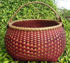 Indian Twill Basket  www.judithliegeoisdesigns.com