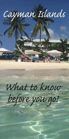 My brother has lived in the Cayman Islands for more than 10 years so I love visiting. This post covers what to wear, what currency they use, and the best things to do there. Barbados, Jamaica, Oh The Places You'll Go, Cool Places To Visit, Places To Travel, Travel Destinations, Cruise Travel, Cruise Vacation, Vacation Spots