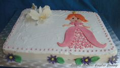 Little princess cake.