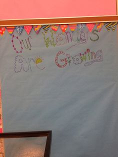 Anchored In 3rd Grade: GENIUS HOUR Charted on paper