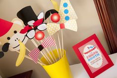 Curious George Circus Guest Dessert Feature | Amy Atlas Events