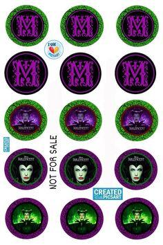 Maleficent BCI 4x6