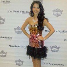 Carolina pageant south mrs