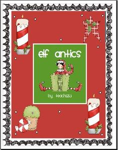 From TEACH123 - $  Activities:  Compare & contrast: The Elves and the Shoemaker vs. The Shoemaker and the Christmas Elves  Write a Elf Antic story using the graphic organizer and special writing paper.  Elf characteristics: looks, personality, and job skills  Listen to songs by Elvis while drawing your favorite scene from Elfis  ABC order with Elf words  -elf Wordbank