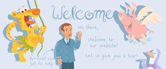Welcome to Paul Ikin Illustraton Studio Site