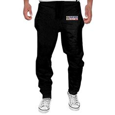 Mens Hillary Clinton For Prison Black Sweatpant Sport Casul Pant XXLarge ** Want additional info? Click on the image.
