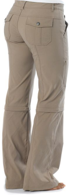 Prana convertible pants great for hiking especially for fall. Zip off legs, stretch, water repellent, great feel and comfortable.