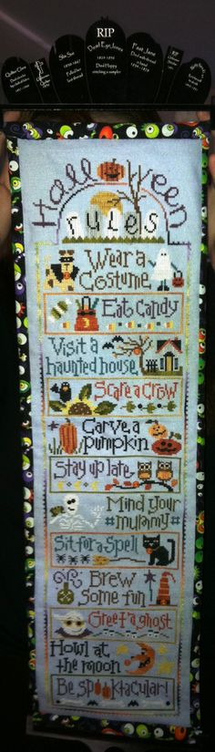 Halloween Rules by Lizzie Kate