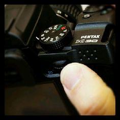 First DSLR :D #pentax #pentaxian #pentaxk30