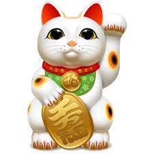 """Résultat de recherche d'images pour """"chat japonais porte bonheur"""""""