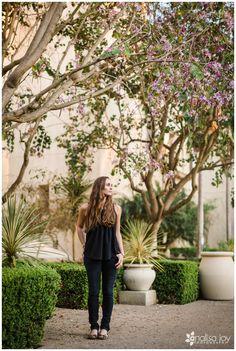 Senior Session: Cassie | Balboa Park, CA | Analisa Joy Photography | San Diego, CA Photographer