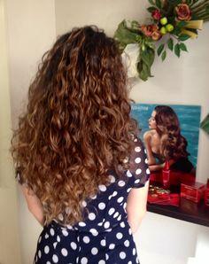 S.G.Donna Parrucchieri capelli ricci