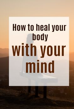 How to Heal your Body with your Mind - simple and effective mind hacks to help you feel well Positive Psychology, Psychology Facts, Positive Thingking, Relaxation Response, Mental Health And Wellbeing, Effects Of Stress, Dealing With Stress, Physically And Mentally, Mind Tricks