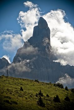 Canine - Trento, Trentino-Alto Adige, Italy I can't imagine looking up at this and imagining the climb