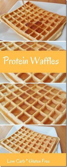 Protein Waffle Recipe   Run, Eat, Repeat   Bloglovin'