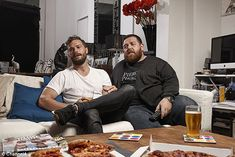 :) Popular: Jamie Dornan melted hearts across the country after taking part in  Celebrity Gogglebox on Friday