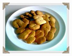 Esse di Raveo or Italian Raveo cookies