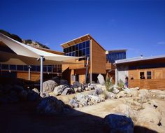 Ocean Education Center: Ocean Institute. Dana Point, CA. Contemporary Design. Bauer and Wiley Architects.
