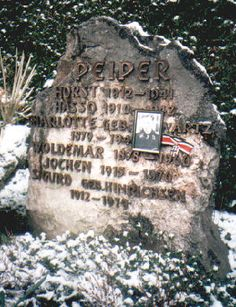 """Photos of Joachim """"Jochen"""" Peiper - Find A Grave. Joachim Peiper, Nuremberg Trials, Germany Ww2, The Third Reich, Red Army, Historical Pictures, Military History, World War Two, Wwii"""