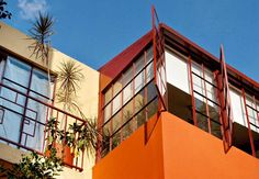 Staying with friends Red Tree House Mexico City La Condesa