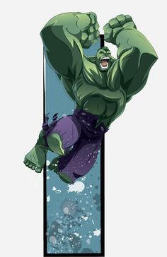 """""""Because you thought you were stronger than the Hulk? No one is stronger than the Hulk! Comics Anime, Marvel Comics Art, Hulk Marvel, Marvel Heroes, Hulk Hulk, Ms Marvel, Captain Marvel, Avengers, Comic Book Heroes"""